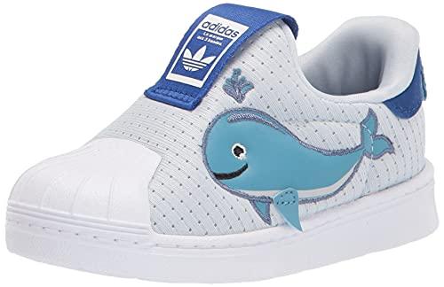 adidas Originals Superstar 360 Primeblue Superstar 360 - Zapatillas Unisex para niños, Color, Talla 11.5K