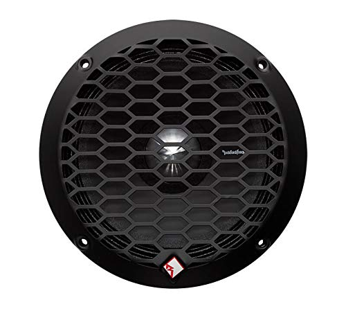 (Single) PPS4-6 6.5 Inch 200 4-Ohm Mid-Range Car Speaker