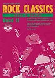 ROCK CLASSICS \' Bass und Drums\' 2. Inkl. CD: Play Along Songbook und CD. Die besten Rocksongs in spielbaren Originalversionen. Mit Tabulatur, Noten, ... Lizzy, Steppenwolf u. a. Play With The Band