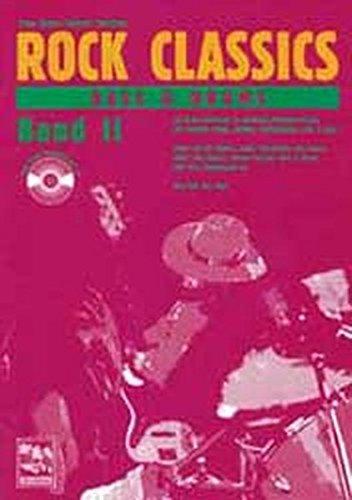 Rock Classics Bass und Drums. Die besten Rocksongs in spielbaren Originalversionen, Noten und Tabulatur. Spieltips, Equipmenttips, Licks und Tricks: ... Lizzy, Steppenwolf u. a. Play With The Band
