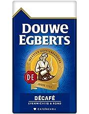 Douwe Egberts Filterkoffie Décafé (3 Kilogram, Intensiteit 05/09, Medium Roast Koffie, Cafeïnevrij), 12 x 250 Gram