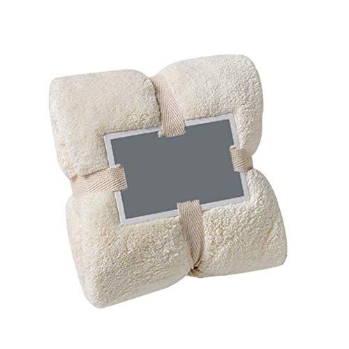 Kenyaw Microvezel handdoek, sneldrogend, absorberend, gepersonaliseerde strandhanddoek, voor sport, fitness, yoga, zwemmen, reizen, baden beige