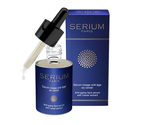 SERIUM - Suero facial antiedad con Caviar