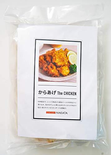 からあげ The CHICKEN 600g【冷凍】【国産鶏肉】揚げるだけ の 時短 プライム配送 prime 安心安全! 紀の国みかんどり 和歌山県産 産地直送 鳥肉