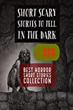 SHORT SCARY STORIES: Best Horror Short Stories Collection, Supernatural Horror with Scary Ghosts & Haunted Houses, Short Horror Stories Anthology.