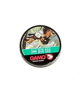 Gamo Hunter .177 Cal 7.56 Grains Domed 250ct