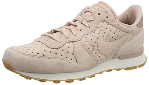 Nike Damen W Internationalist Premium Gymnastikschuhe, Beige (Particle Beige/Particle Beige 204), 36 EU