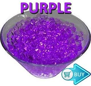 JellyBeadz Brand Waterpipe- Expanding Water Beads- 10 Gram Pack Purple