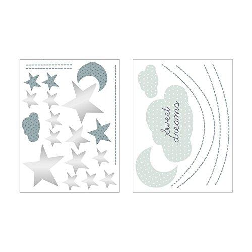 Stickers muraux Etoiles Céleste - Sauthon