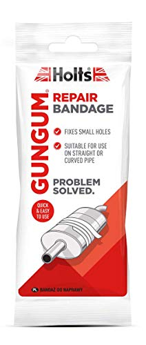Holts Exhaust Repairer Gun Gum Bandage Ideal for Larger and Splits