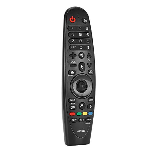 ASHATA TV remote control, ABS TV remote control replacement for LG TV AM-MR600 AN-MR650