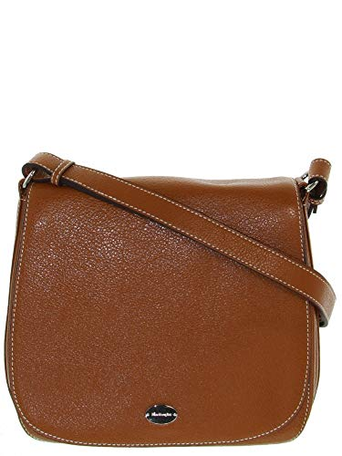Mac Douglas Knox 45910 91 Cross Bag Leather 28 x 25 x 14 cm Chestnut