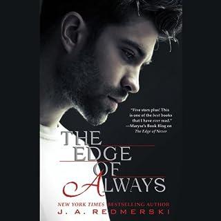 The Edge of Always audiobook cover art