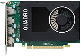 PNY Technologies VCQM2000-PB NC/NR Nvidia Quadro M2000 4GB PCIE GDDR5 4 DP 1.2