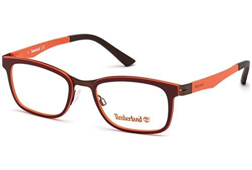 Timberland Herren TB1354 Sonnenbrille, Braun (Marron Scuro/Altro), 52.0
