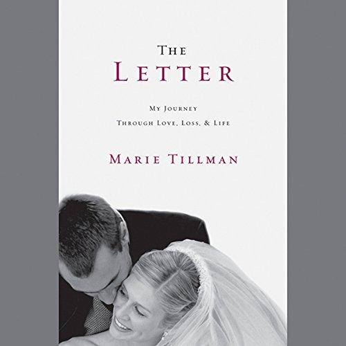 The Letter audiobook cover art