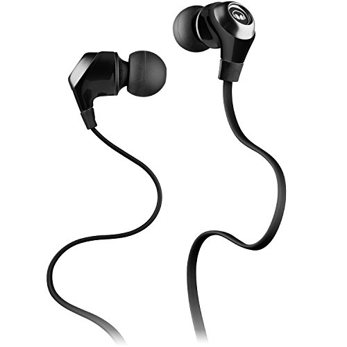 Monster Nlite in-Ear Headphones - Black