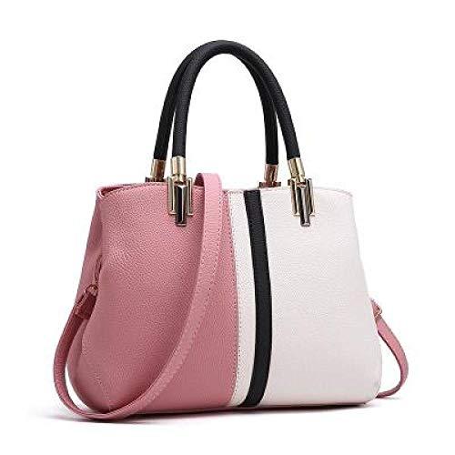 FRYH Bolsos para Mujeres Bolsos De Embragues Bolsos Bolsos con Asa Superior Bolsos De Hombro para Niñas Monedero,Pink