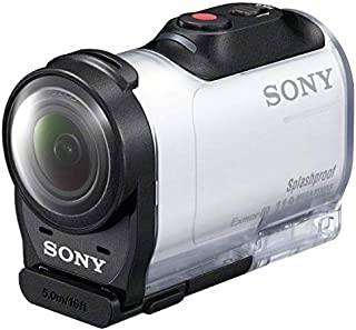 Sony HDR-AZ1VR Action Cam Mini with Wi-Fi White