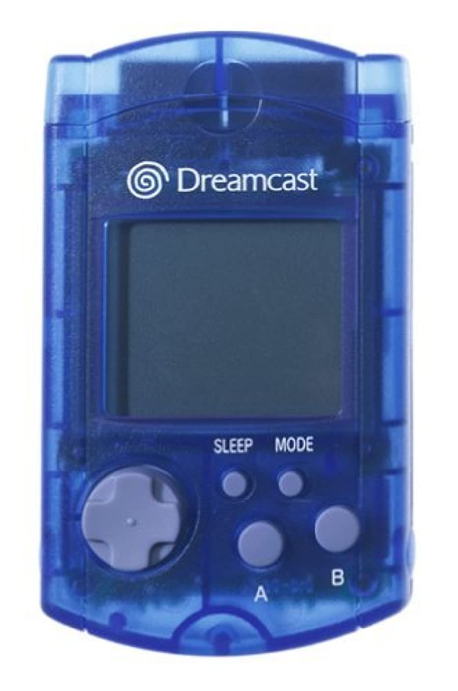 田舎者なので屋内でSega Blue Visual Memory Unit (Dreamcast) by SEGA [並行輸入品]