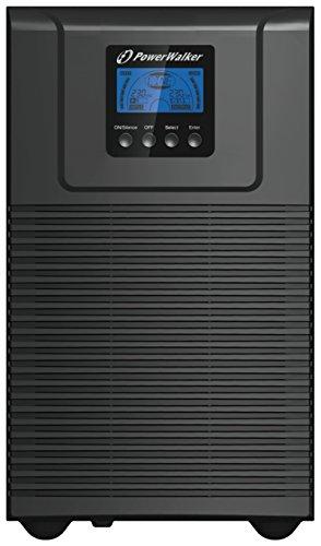 PowerWalker Vfi 2000TG 2000VA/ 1800W Online USV Tower Doppelwandler SNMP Slot Hid