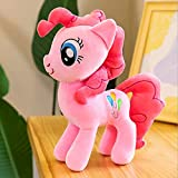 Unicorn Plush Doll Pinkie Pie Fashion Doll Toy Gifts for Game Fans and Kids Birthday Christmas Toys Figures Decoration for Boys Girls (30cm, Pinkie Pie)