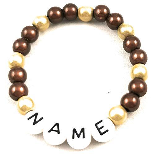 Armband mit Namen personalisiert - BRe-Art