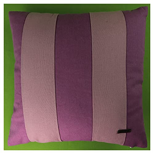 Esprit Funda de cojín decorativa, idea de regalo, 45 x 45 cm, color morado