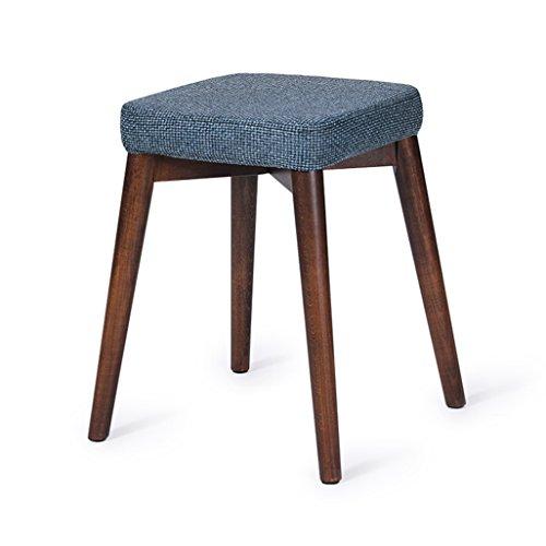 ZhuFengshop kruk voor de keuken, van hout, creatief, gepersonaliseerde kruk, woonkamer, kruk, modieuze ladder