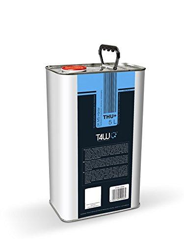 T4W THU+ Universal Härter - Schnell für Autolack Klarlack - 5 Liter (59008)