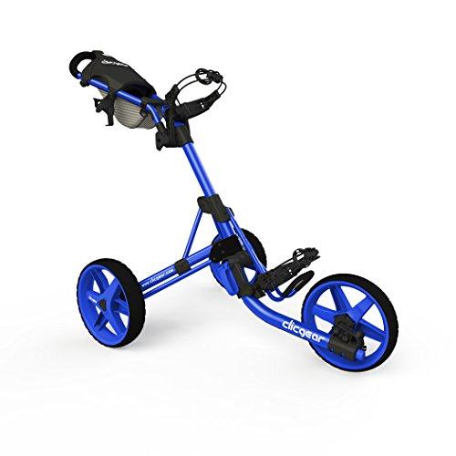 Clicgear Model 3.5+ Golf Push Cart is the best choice