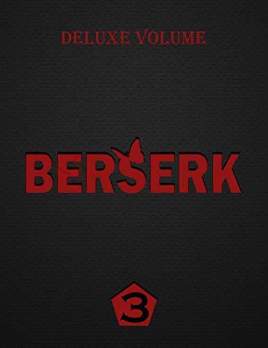 Berserk Deluxe vol 3: Berserk Manga Horror Seinen vol 3 (English Edition)