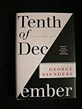 SIGNED George Saunders TENTH OF DECEMBER Stories 4th printing 1st edition, clean