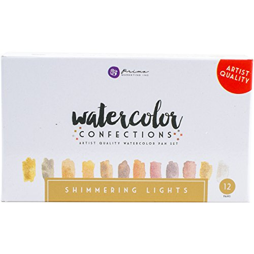 Prima Marketing Watercolor Confecciones: Brillante Luces