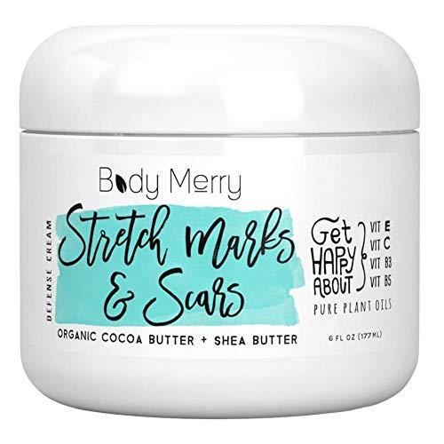 Stretch Marks & Scars Defense Cream...