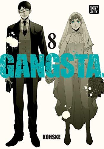 Gangsta., Vol. 8, Volume 8