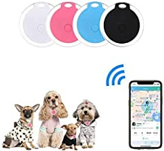 $28 » 4 Pack Smart Key Finder Locator, GPS Tracking Device for Kids Pets Keychain Wallet Luggage Anti-Lost Tag Alarm Reminder Se...