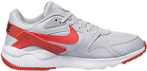 Nike LD Victory, Zapatilla de Correr para Hombre, Cielo Gris/Pista Rojo/Blanco/Negro, 47.5 EU