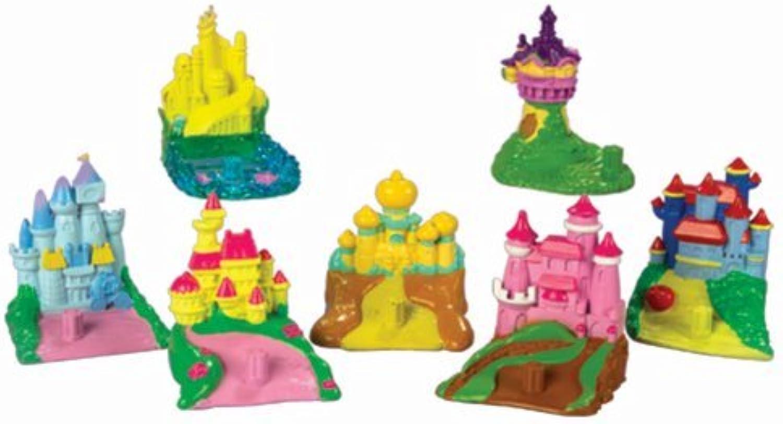 Squinkies Disney Princess Tiny Toys Boxed Set - Royal Castles by Squinkies