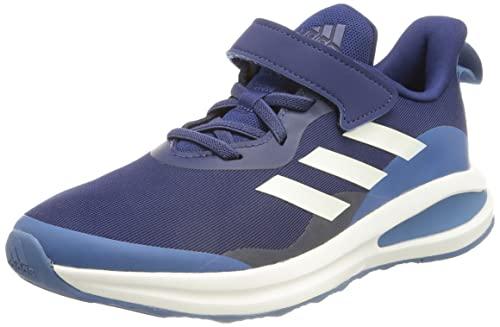 adidas Fortarun EL K, Zapatillas de Running, AZUVIC/FTWBLA/AZUFOC, 37 1/3 EU