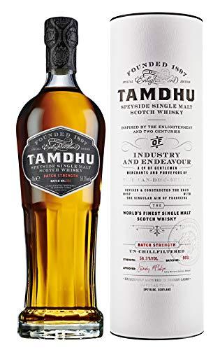 Tamdhu Batch Strength mit Geschenkverpackung  Whisky (1 x 0.7 l)