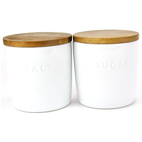 LOLO(ロロ) キャニスター セット シュガー ソルト salt sugar B STYLE KITCHEN (set)