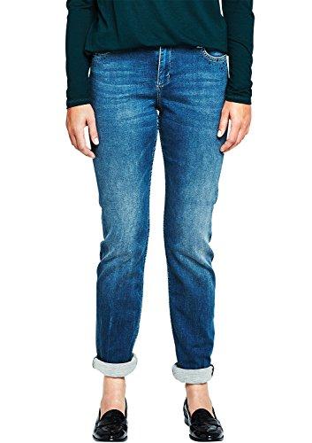 TRIANGLE Damen 18709719027 Jeanshose, Blau (Blue Denim Stretch 57Z2), 54/L32 (Herstellergröße:54)