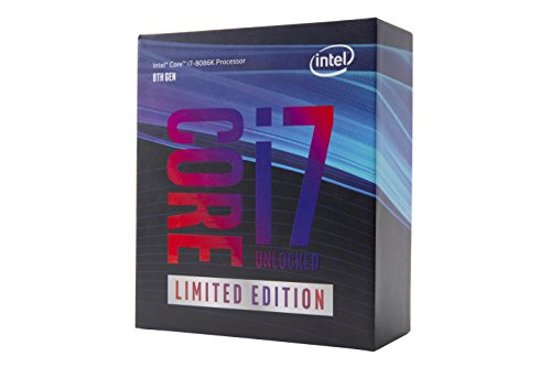 Intel BX80684I78086K i7-8086K Limited Edition Processor
