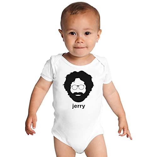 Jerry Garcia - Mono para bebé
