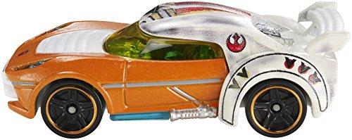 Hot Wheels Star Wars Luke Skywalker - Modelos de Juguetes
