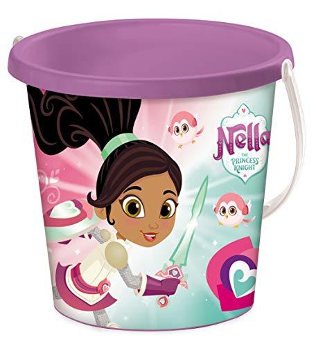Mondo Mondo-28610 Bucket Nella Plage - Cubo Renew Toys 28610, Multicolor