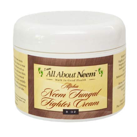 Alpha Neem Fungal Fighter Cream ◆高品質 本日限定 ~ Thick All Healing Soot Natural