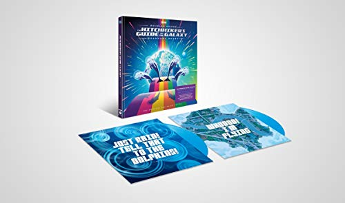 The Hitchhikers Guide To The Galaxy - Quandary Phase [VINYL]