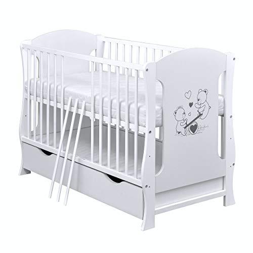 Baby Delux -   Babybett Kinderbett